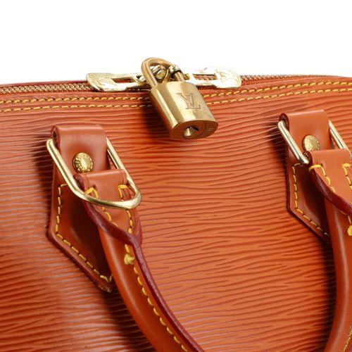 """LOUIS VUITTON Handtasche """"ALMA PM"""", Koll. 2000. Sac à main LOUIS VUITTON """"ALMA P…"""