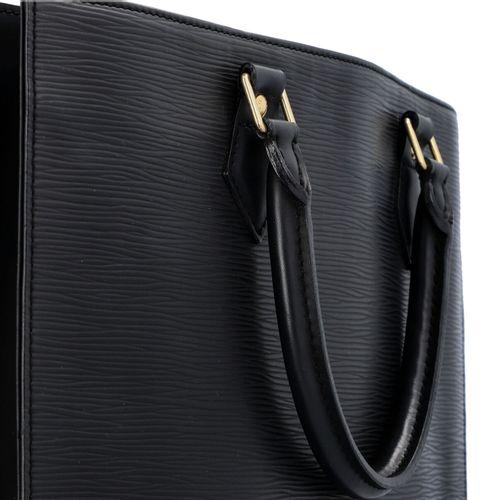 "LOUIS VUITTON Handtasche ""SAC PLAT"", Koll. 2003. Sac à main LOUIS VUITTON ""SAC P…"