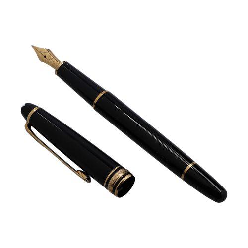 "MONTBLANC Füller ""MEISTERSTÜCK"". MONTBLANC stylo plume ""MEISTERSTÜCK"". Prix de d…"