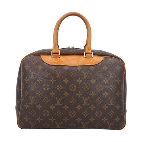 """LOUIS VUITTON Handtasche """"TROUVILLE"""". Sac à main LOUIS VUITTON """"TROUVILLE"""". Le c…"""