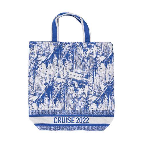 CHRISTIAN DIOR Shopper, Koll.: Cruise 2022 Athen, VIP Geschenk. CHRISTIAN DIOR s…
