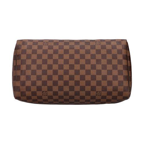 """LOUIS VUITTON Handtasche """"SPEEDY 35"""", Koll. 2011. Sac à main LOUIS VUITTON """"SPEE…"""