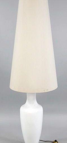 Large floor lamp, KPM Berlin,