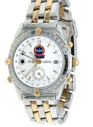 Breitling Chrono Duograph Worldcup of Aerobatics, Automatic GMT, date, limited m…