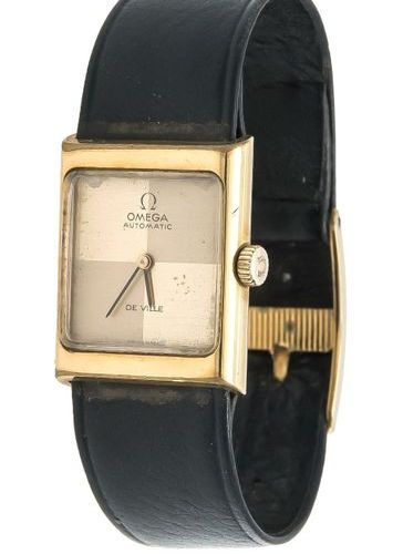 Omega de Ville ladies watch, automatic caliber 661 needs to be revised, double c…