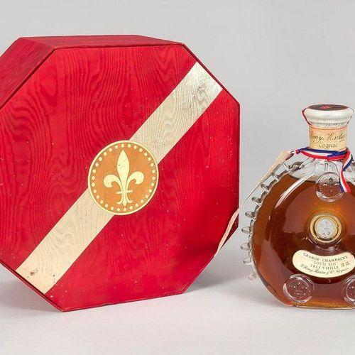 E. Rémy Martin & Co Cognac Grande Champagne ''Louis XIII'' très vieille, 70 cl. …