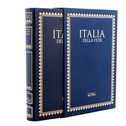 L'Italie de la foi. Les églises des saints patronsBologne : FMR 2012 avec 229 pl…