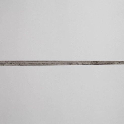 Prussian Officer's Sabre  also for NCOs, circa 1850, brass knuckle bow hilt, bla…