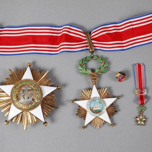 Humane Order of African Redemption  Order of the African Liberation, Liberia 20t…