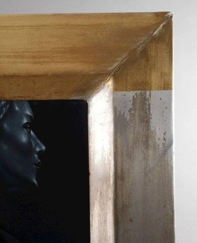 """Mariusz Zdybal Mariusz Zdybal, """"Loie Fuller""""  Portrait of a young woman in a wid…"""