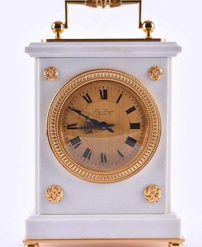 Kaminuhr Hour Lavigne à Paris depuis 1848   Fireplace clock Hour Lavigne à Paris…