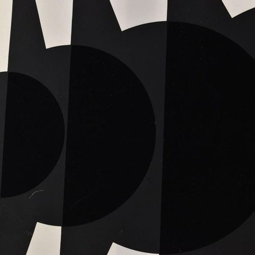 "Imre KOCSIS (1937 1991)   Imre KOCSIS (1937 1991) ""Untitled""  Graphic silkscreen…"