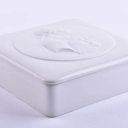 Deckeldose KPM Friedrich der Große | Lid box KPM Frederick the Great Lidded box …