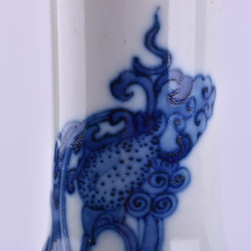 Vase China Qing Dynastie | Vase China Qing dynasty painted with phoenix decor, u…