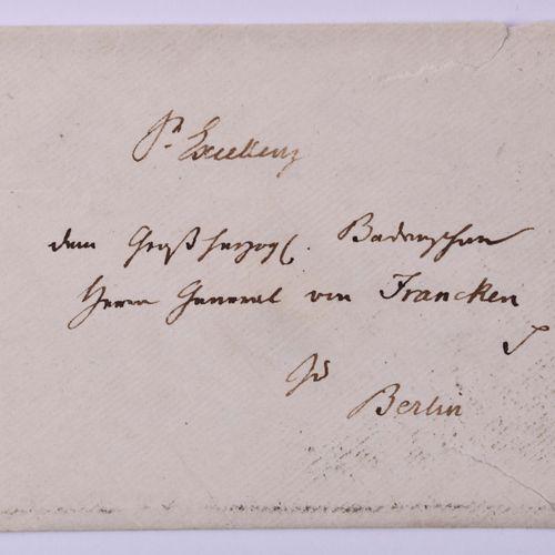 Reichskanzler Fürst Karl August von Hardenberg | Imperial Chancellor Prince Karl…