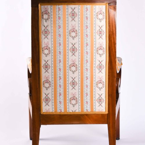 Biedermeier Sessel um 1810/20 | Biedermeier armchair around 1810/20 birch, with …