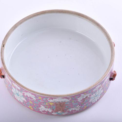 Famille Verte Vorratsbehälter China Qing Dynastie | Famille Verte storage contai…