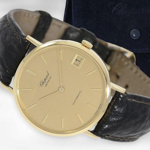 Montre bracelet : grande montre automatique de haute qualité, 18K, pour hommes e…
