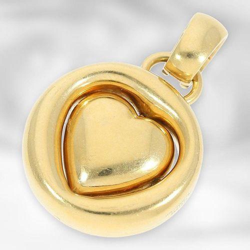 """Pendentif clip/bijoux d'oreilles : Chopard, """"Daynight"""", bijoux autrefois très ch…"""