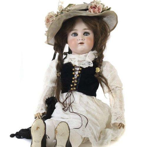 Grande poupée Simon & Halbig et Kämmer & Reinhardt, environ 1900/20, tête de man…
