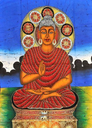 Divine Buddha Buddha is widely known as the founder of Buddhism. He is not a god…