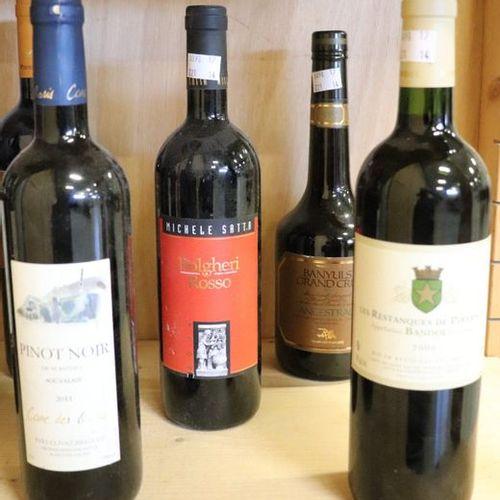 Wijn : Domaine de grandmaison Pessac Leognan, Ch. Sirene 2003, Champagne Larmand…