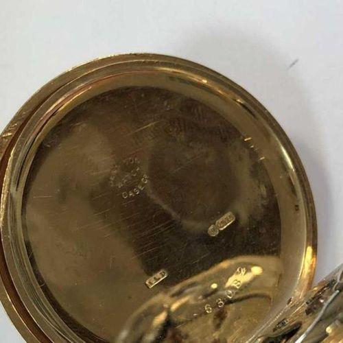 C1919, numéro de grade 642, le cadran blanc signé, 42mm de diamètre, avec chiffr…