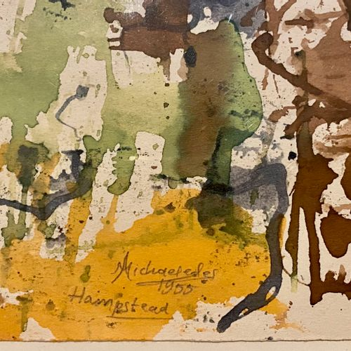 Michael Michaeledes (Cypriot/British, 1922 2015) Michael Michaeledes (Cypriot/Br…
