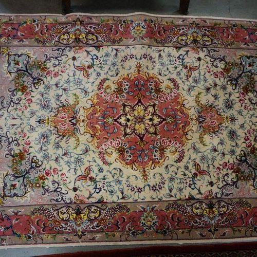 TABRIZ IRAN 1.56 X 1.02 Finely knotted