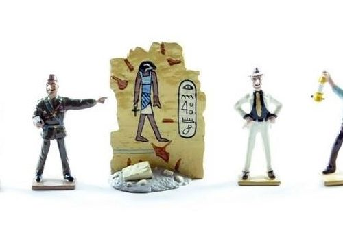 """Jacobs/Blake and Mortimer. Minipixi ref 2189 """"Mystery of the Great Pyramid"""". Edi…"""