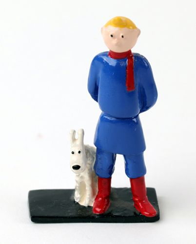 """Hergé/Tintin. Ref 4588 """"Tintin and Snowy in the land of the Soviets"""" edited at 3…"""