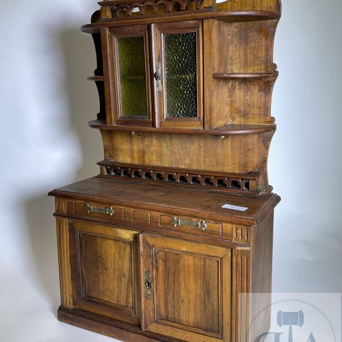 """Two bodies"""" master's furniture dating from the 19th century with original patina…"""
