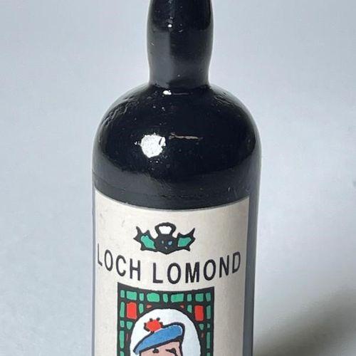 """Hergé/Tintin. Ref Pixi 5611 l'objet du mythe """"La bouteille de Loch Lomond"""" édité…"""
