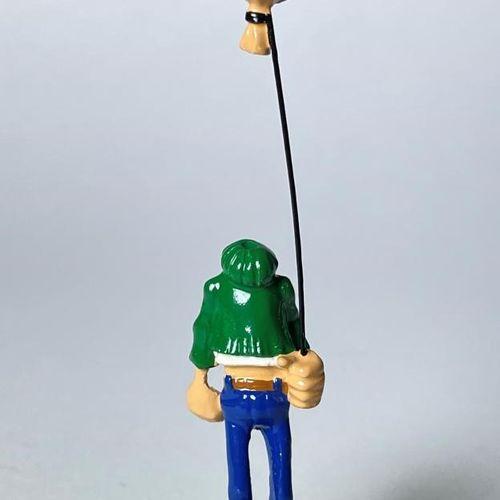 """Franquin/Gaston. Ref 4721 """"Gaston tenant sa tête comme un ballon"""" édité à 750 ex…"""