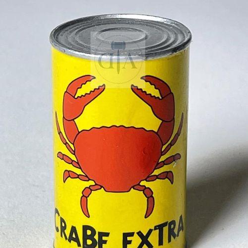 """Hergé/Tintin. L'objet du mythe Ref Pixi 5602 """"La boîte de crabes"""". Edité à 2075 …"""
