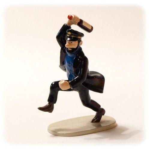 """Hergé/Tintin. Ref 4549 """"Haddock bouteille"""". Tiré de l'album """"Le secret de la Lic…"""