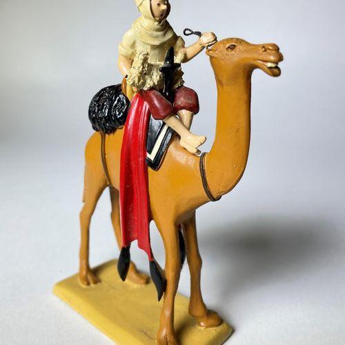 "Hergé/Tintin. Ref Pixi 4500 ""Tintin on the dromedary"" 选自1990年左右以3500 ex出版的 ""The …"