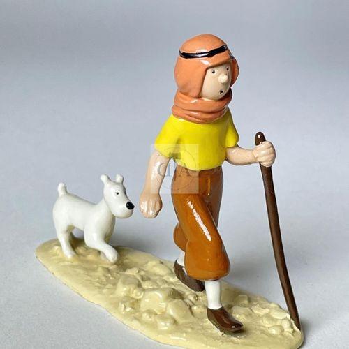 """Hergé/Tintin. Ref Pixi 4544 """"Tintin et Milou dans le desert"""". Tiré de l'album """"L…"""