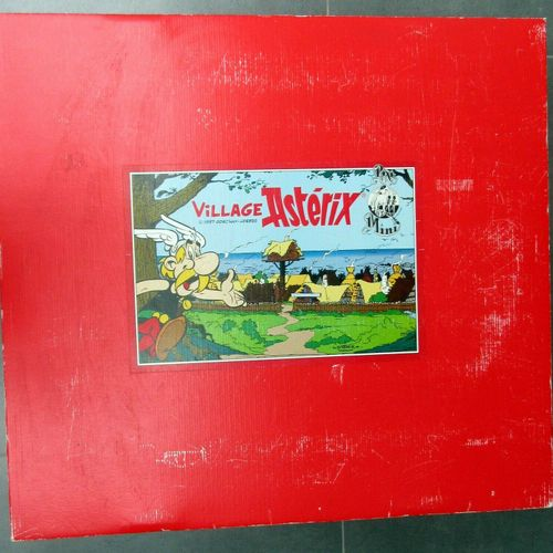 """Uderzo/Astérix. Ref 33050 """"Le village Gaulois"""" version minipixi complet. Edité à…"""