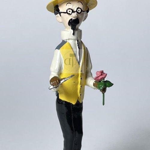 """Hergé/Tintin. Ref Pixi 4551 """"Tournesol à la rose"""". Tiré de l'album """"Les bijoux d…"""