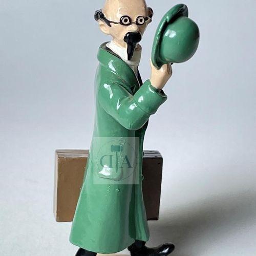"""Hergé/Tintin. Ref 46903 """"Tournesol chapeau"""". Tiré de l'album """"Le trésor de Rackh…"""