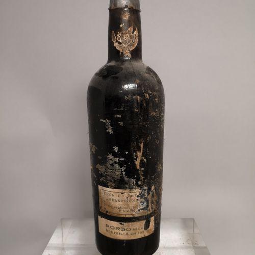 1 bouteille PORTO NIEPOORT Cuvée speciale Vin de réserve Circa 1910.  Le vin dit…
