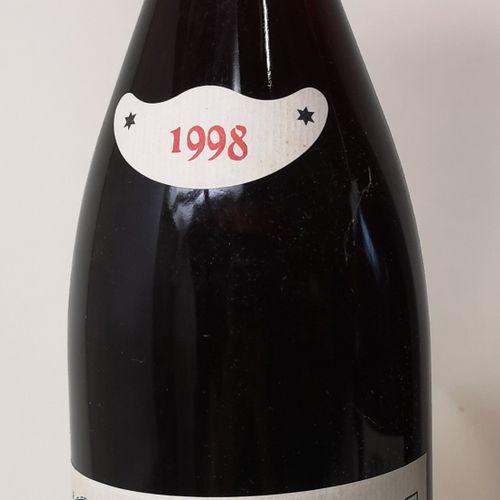 1 bouteille CLOS de la ROCHE Grand cru Dominique LAURENT 1998 LOT VENDU SUR DESI…