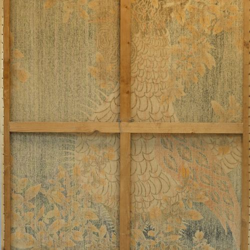 Jean LURCAT (1892 1966), d'après « Le Tapageur » Impression sur toile tendue sur…