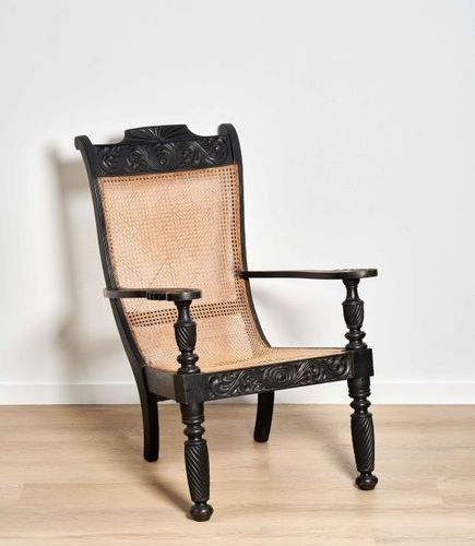 FAUTEUIL DE REPOS East Africa, Mozambique Late 19th, early 20th century Out of c…
