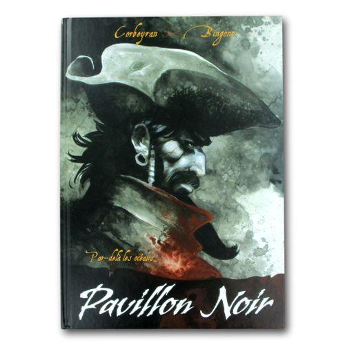 """BINGONO """" Pavillon Noir """" Print of Tête du Tome 2 """" Par delà les océans """".  Limi…"""