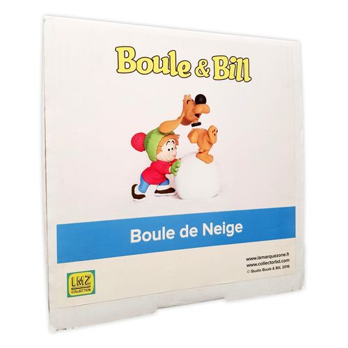 "ROBA "" Boule et Bill "" Resin Diorama featuring Boule et Bill  LMZ Collectibles ,…"