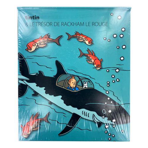 """HERGÉ """" Tintin """"  Pop hop album of Tintin and """"Le Trésor de Rackham Le Rouge"""".  …"""
