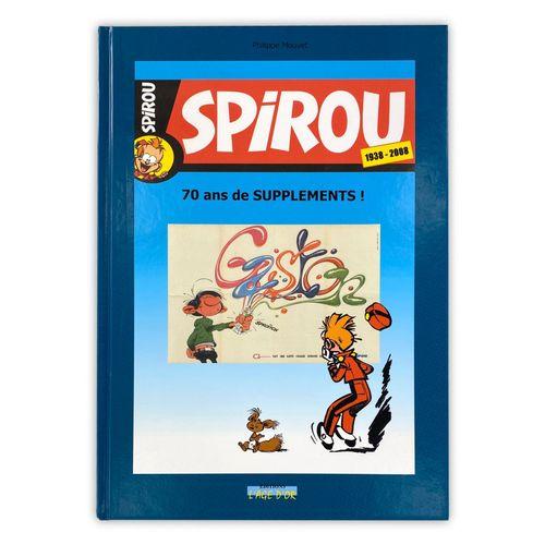 """Collective """" Spirou """" EO de l'Hors série """" 70 ans de suppléments """" (70 years of …"""