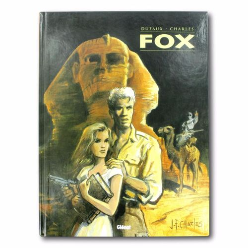 "DUFAUX / CHARLES "" Fox "" The complete volumes 1 to 7 in 2 volumes  Volume 1 of t…"